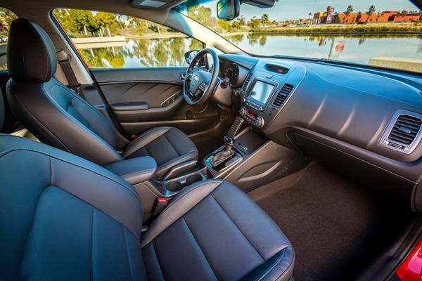 2017 Forte Sedan EX