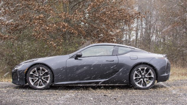 Review 2018 Lexus Lc 500 Sports Some Serious Performance Cred
