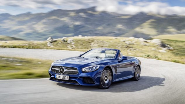 Review: 2017 Mercedes-Benz SL-Class Exceeds Ultra-Lux Touring ...