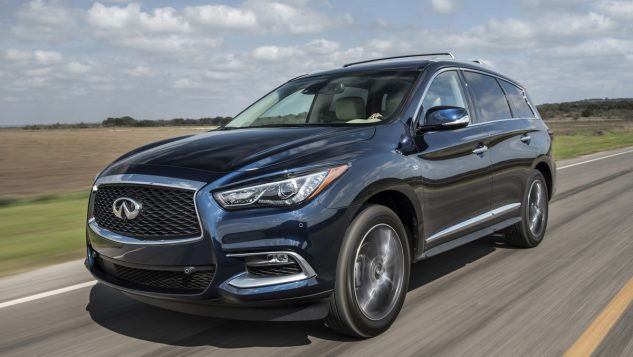 Review 2017 Infiniti Qx60 Adds Muscle Still Best 3 Row Luxury Family Hauler