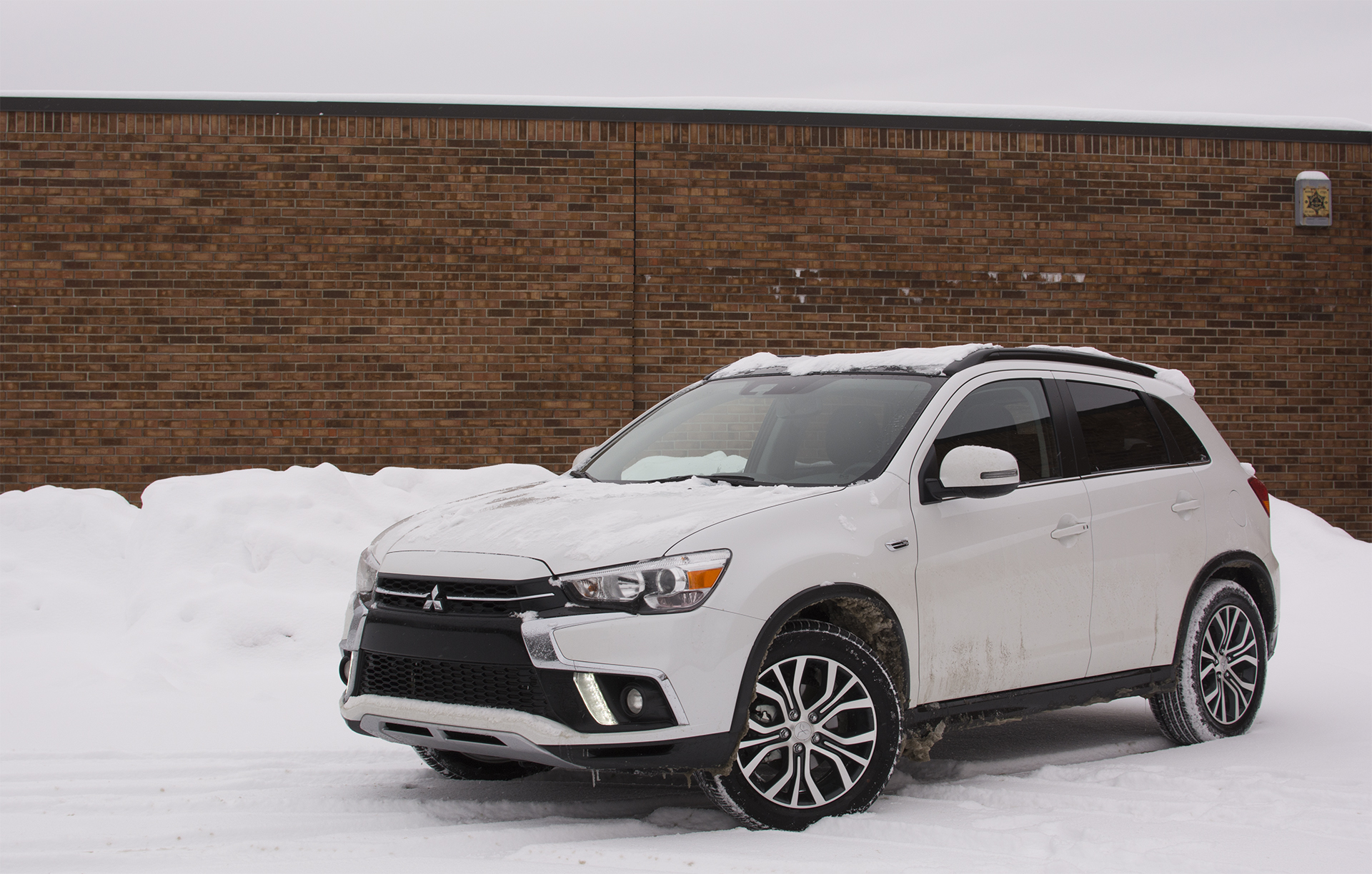 Used Mitsubishi Outlander Sport >> Review: Disappointing 2018 Mitsubishi Outlander Sport Needs Help ASAP