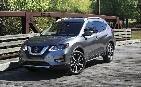 Nissan Rogue 3Rd Row >> Review 2018 Nissan Rogue Loses Third Row But Upgrades