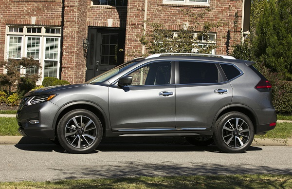 Nissan Rogue 3Rd Row >> Review 2018 Nissan Rogue Loses Third Row But Upgrades Standard