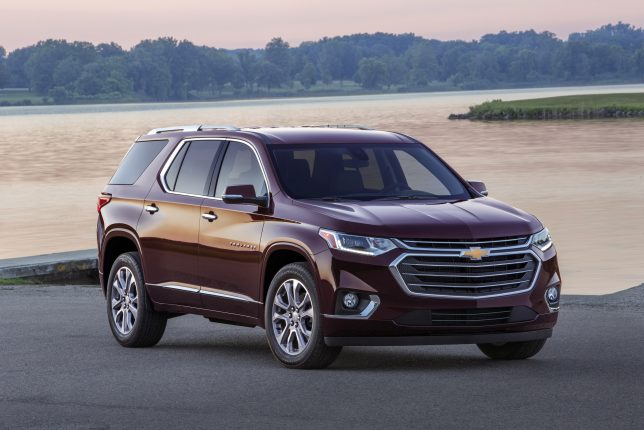 2018 Chevrolet Traverse Car Review iseecars.com