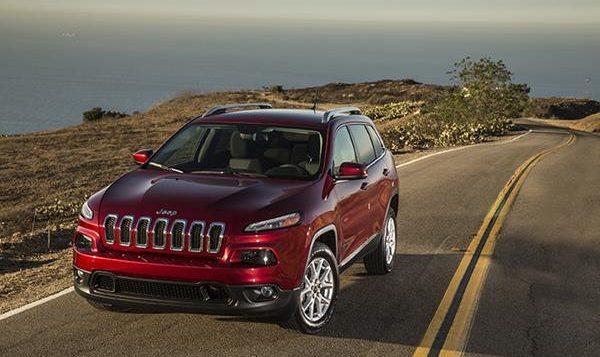 2018 Jeep® Cherokee Latitude