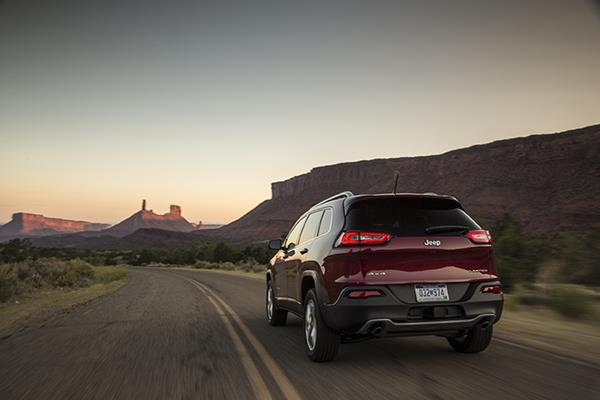 2018 Jeep® Cherokee Limited