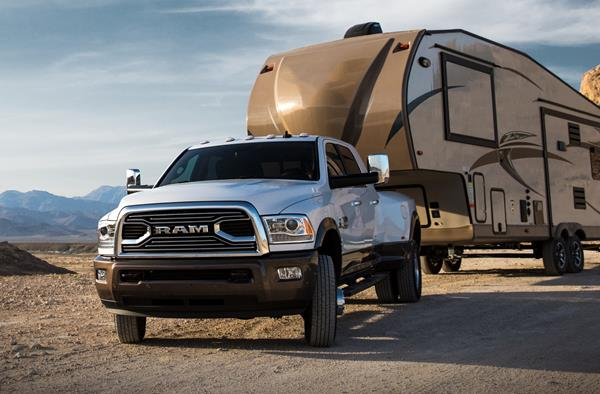 Ram Truck Reveals the Most Powerful Pickup - 2018 Ram 3500 Heavy Duty Launches with Chart-Topping 930 lb.-ft. of torque