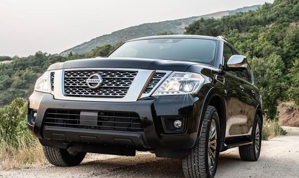 Review: The 2019 Nissan Armada Continues Living Up To Its ...