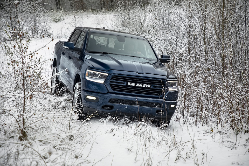 2020 Ram 1500 North Edition
